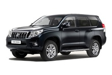 Toyota Land Cruiser Prado (2009)
